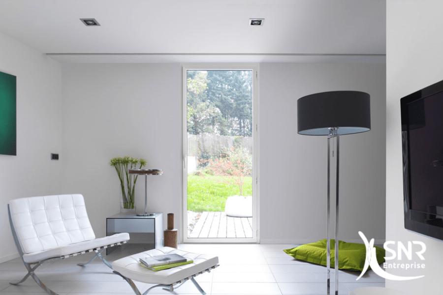 Qu'il s'agisse d'une création ou d'un remplacement SNR Entreprise réalise tous vos projets de fenêtres et baies vitrées