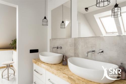 Des combles aménagés avec suite parentale et salle de bain