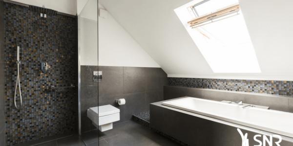 Rénover salle de bain laval avec SNR Entreprise spécialiste de vos projets depuis 1984 en Mayenne et Ille-et-Vilaine