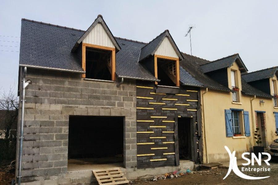 Construire Une Extension De Maison Les R Gles Conna Tre