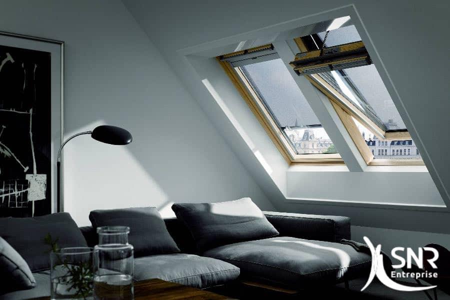 comment bien choisir sa fen tre de toit. Black Bedroom Furniture Sets. Home Design Ideas