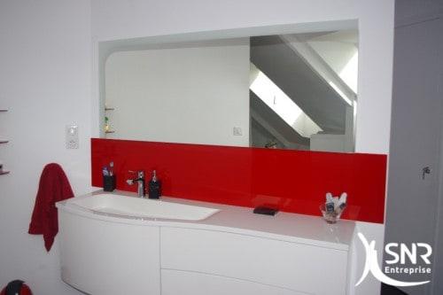 Creer Salle De Bain Combles : Aménager salle de bain dans comble ...