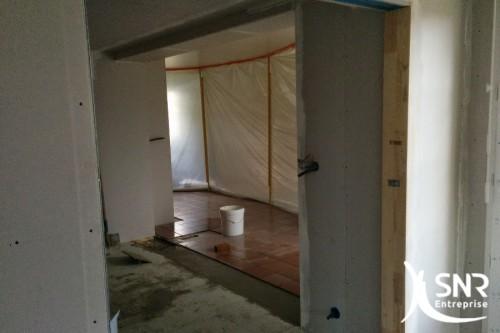 Rnovation Maison Laval Crer Un Passage Dans Un Mur Porteur Avec