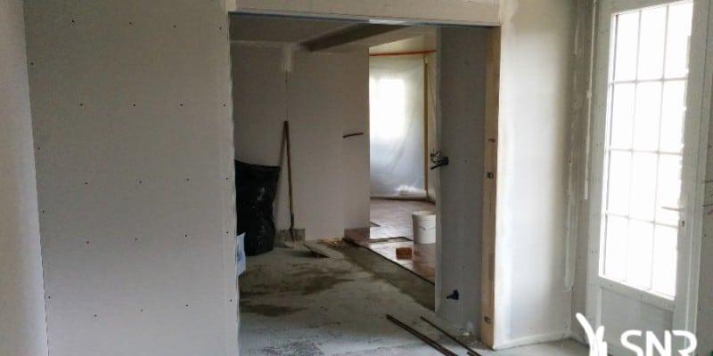 r novation maison laval cr er un passage dans un mur porteur avec snr entreprise. Black Bedroom Furniture Sets. Home Design Ideas