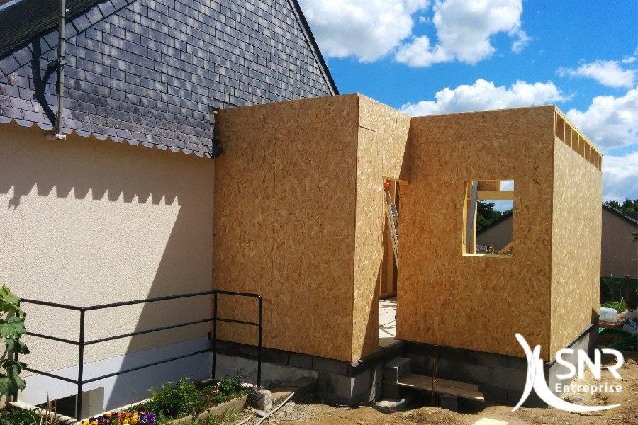 Renover un batiment avec snr entreprise le gros oeuvre for Agrandissement maison rennes