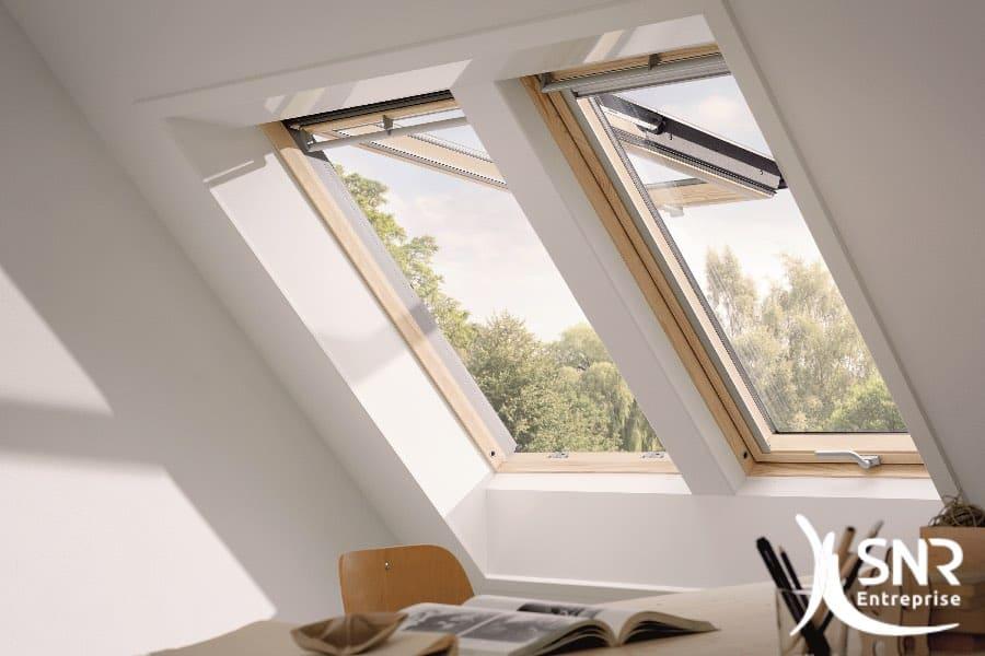 Pourquoi confier votre projet à un professionnel RGE. SNR Entreprise réalise vos travaux d'aménagement de maison : pose de Velux, déplacement de cloison, aménagement intérieur, etc.