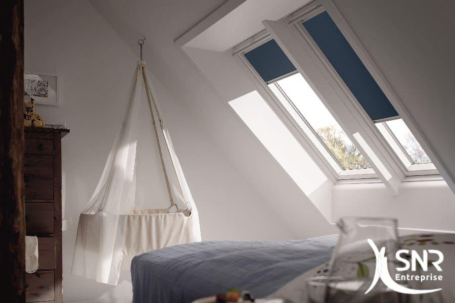 cr er un bureau avec l am nagement de combles laval. Black Bedroom Furniture Sets. Home Design Ideas