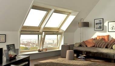 Gagner en surface grâce à l'aménagement de combles. Utilisez l'espace perdu sous votre toiture en contactant un spécialiste de l'aménagement de combles.