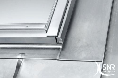agrandissement maison laval pose velux couverture zinc SNR Entreprise