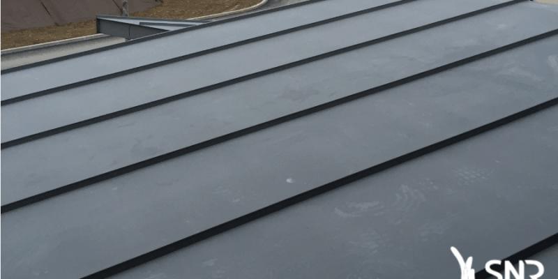 Une couverture zinc pour mon agrandissement maison laval for Agrandissement maison 53