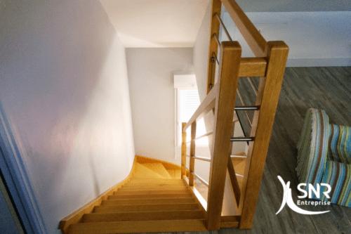 l escalier l ment majeur pour am nager les combles. Black Bedroom Furniture Sets. Home Design Ideas