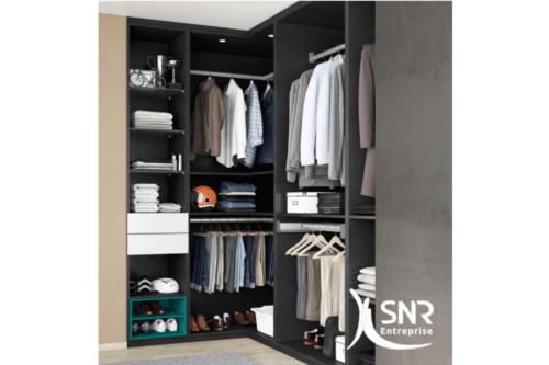 Créer un dressing dans des combles aménagés