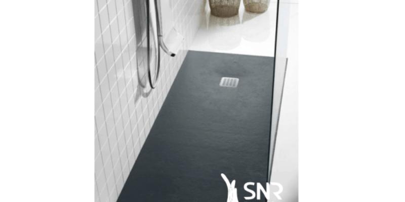 Receveur de douche pour une renovation salle de bain avec SNR ...