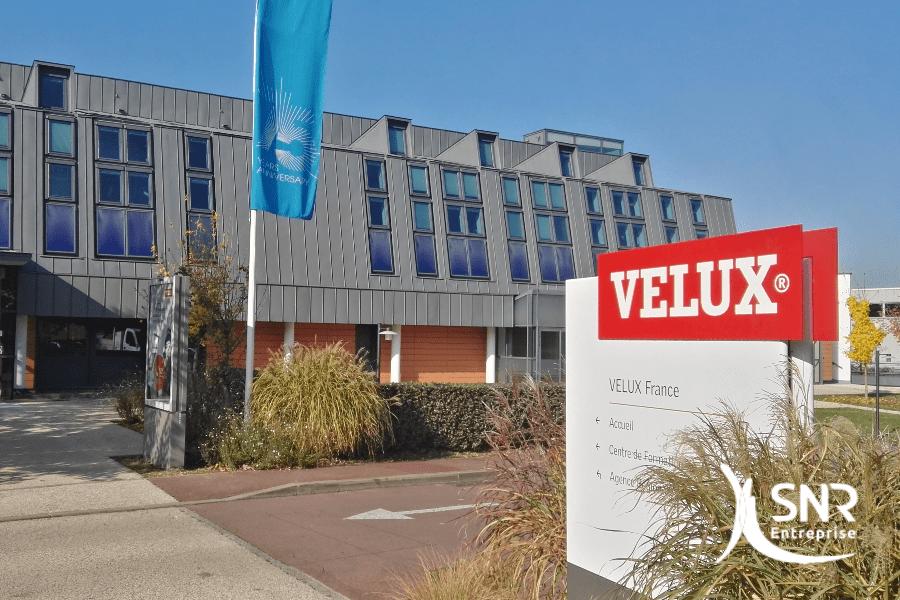 pose Velux SNR Entreprise certifié Velux Installateur Conseil Expert