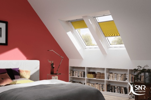 pose velux pour am nager les combles avec snr entreprise. Black Bedroom Furniture Sets. Home Design Ideas