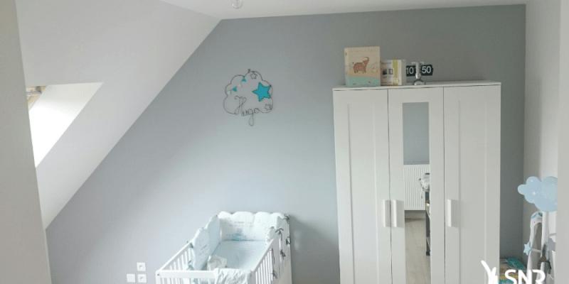 Aménagement combles rennes sur garage pour création chambre d enfant par SNR Entreprise