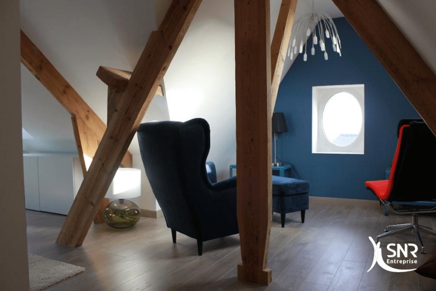 am nagement de combles les bonnes pratiques avec snr entreprise. Black Bedroom Furniture Sets. Home Design Ideas