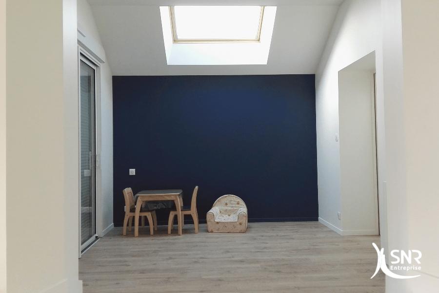 Aménagement intérieur et extension maison saint-malo avec SNR Entreprise