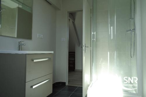 Travaux salle de bain et rénovation de salle de douche avec SNR ...