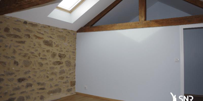 Livraison clé en main d un projet de renovation maison vitré réalisé par SNR Entreprise