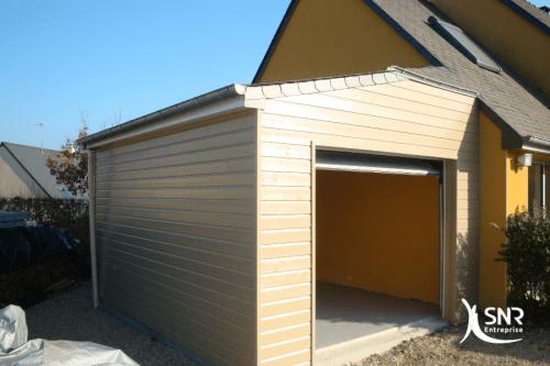 Extension maison garage affordable extension garage bois for Frais de notaire pour un garage 2017