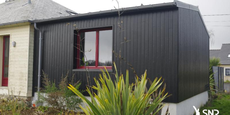 Travaux et renovation maison bois et ma onnerie ille et for Constructeur de maison en bois ille et vilaine