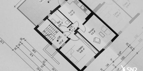 Optimisation des volumes et conception des plans par SNR Entreprise aménagement de combles rennes