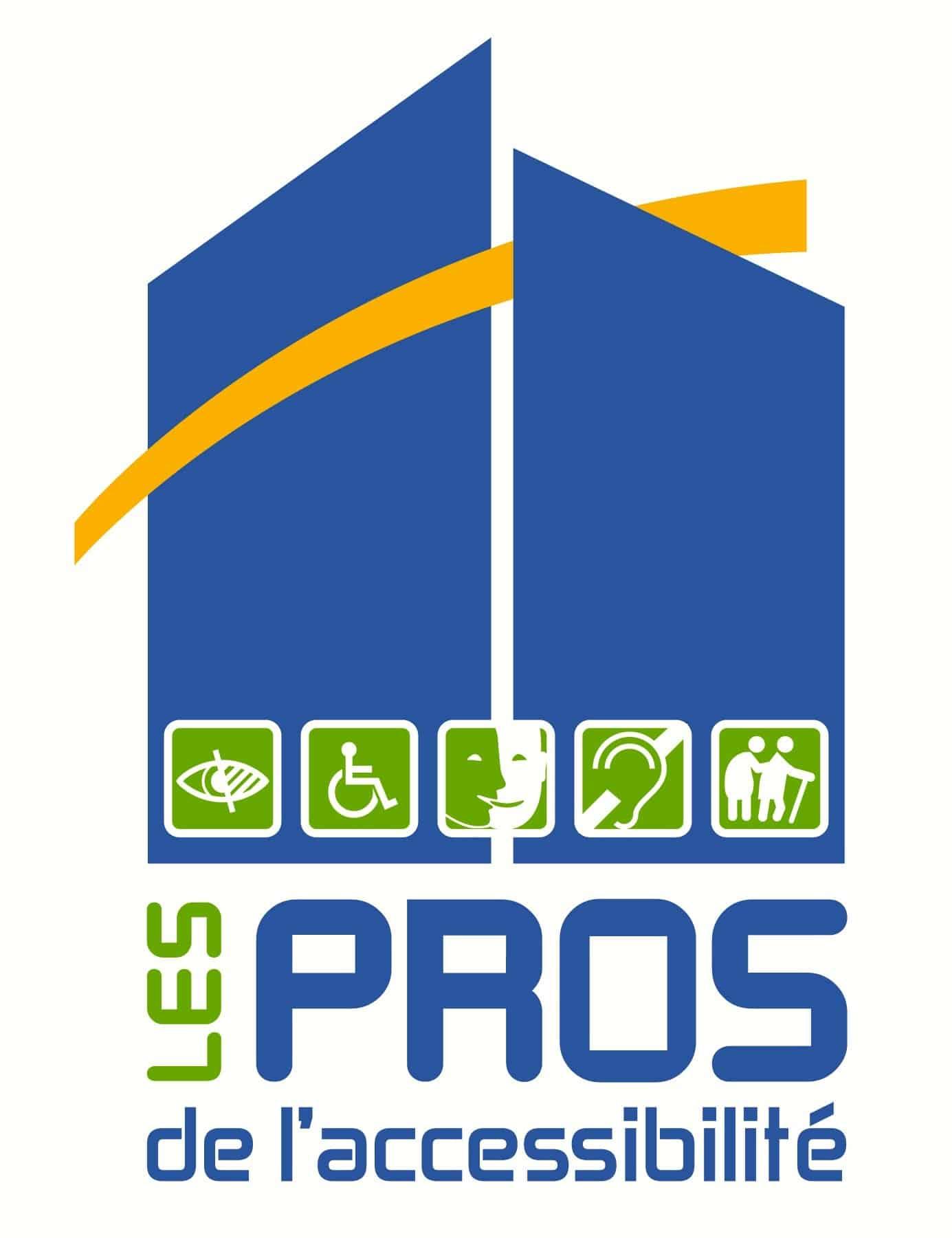 SNR Entreprise bénéficie de la certification Les pros de l'accessibilité pour vos projets de rénovation maison laval