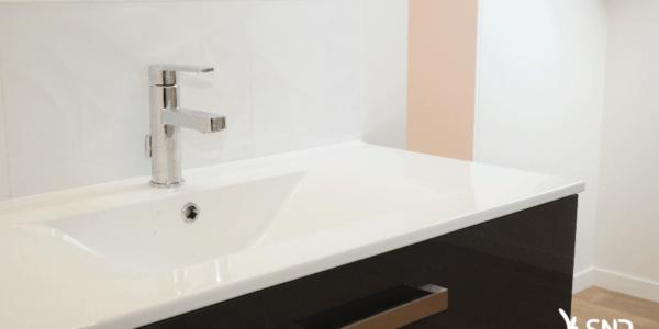 Offrez vous le confort d'un projet de rénovation salle de bains clé en mains avec SNR Entreprise