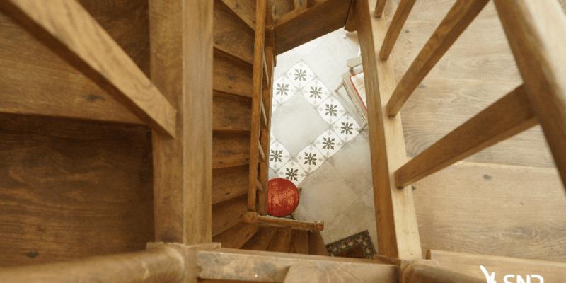Spécialiste des projets de énovation maison ancienne Laval Saint-Malo SNR Entreprise vous accompagne