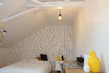 Besoin dune chambre en plus dans les combles aménagés mayenne