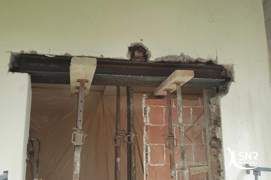 Rénovation-maison-laval-avec-SNR-Entreprise-création-passage-dans-mur-porteur
