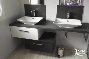 Rénover salle de bain laval avec SNR Entreprise depuis 1984